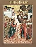 Calling of Zacchaeus
